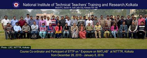 Training at NITTTR